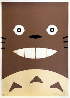 Totoro - Anthony Peters