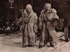 Czech Legion troops in Siberia. From a unit of volunteers that fought for the Tsar against the Hapsburg Empire, these 50,000 Czechs fought an amazing campaign for survival. Russia and Bolsheviks were still in a state of war when the Allies convinced them to withdraw the Czech Legion from their crumbling front and ship them via train 6,000 miles across Russia to Vladivostok then to the western front a journey of  some 9300 kilometers (5470 miles)across the Trans-Siberian Railway.
