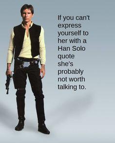 Han Solo Atheism Pinterest