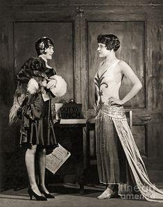 Ruthelma Stevens Photograph - Jarnegan Production In 1929 by Sad Hill - Bizarre Los Angeles Archive