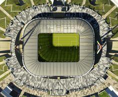 Juventus Stadium, Torino, Italia <3