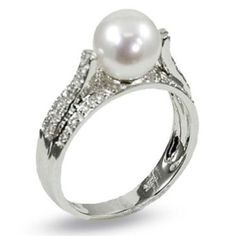 pearl ring—I just gotta be different:)