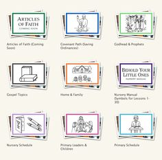 LDS clipart Resource