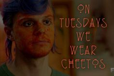 Omg this scene made me want to puke Ahs Funny, American Horror Story Memes, Phil Of The Future, Ahs Cult, Funny Quotes, Funny Memes, Evan Peters, Cursed Images, Halloween Horror