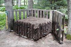 21 day compost method.  Very comprehensive.  And, they use pallets!