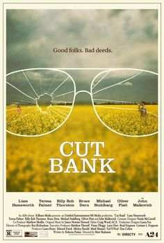 First 'Cut Bank' Trailer & Poster: Liam Hemsworth Catches a Murder on Camera