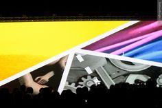 Video performance by Joe Ferrari + live music by Korinami.