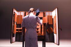Resultado de imagen de Hermes Presents 'Here Elsewhere' Installation