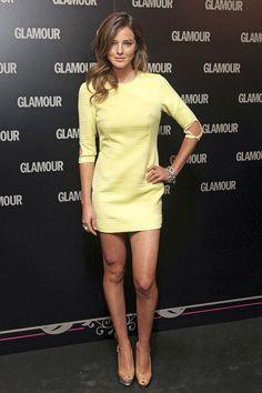 Vestidos de fiesta amarillos #boda #vestidos