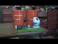 ( DIY Video) How to make a simple Water Filter system in case of shtf Emergency Preparedness Food, Emergency Water, Emergency Preparation, In Case Of Emergency, Camping Survival, Survival Prepping, Survival Skills, Survival Gear, Water Storage