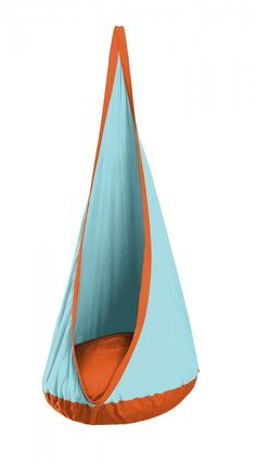 Weatherproof, thus nearly kid proof! Perfect gift for Christmas & FREE Ground Shipping. Made In The Shade Hammocks - Hammock Swing For Kids – Joki Outdoor Model (Nemo Color), $129.95 (http://www.madeintheshadehammocks.com/hammock-swing-for-kids-joki-outdoor-model-nemo-color/) #kidsswings #hammockschairsforkids