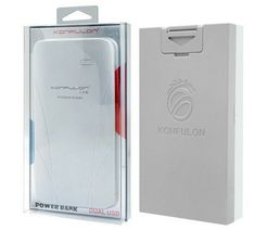 POWERBANK 10.000 MAH elegante compatto leggero con 2 porte USB lampadina LED Galaxy Phone, Samsung Galaxy, Usb, Smartphone, Ebay