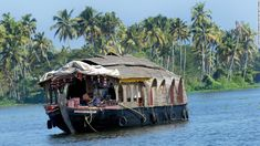"""<strong>Kerala backwaters, Kerala:</strong> The Kerala backwaters are made up of lakes, canals and rivers that stretch down the coast. Traditional houseboats are a great way to take in the local way of life. <a href=""""http://edition.cnn.com/2014/06/17/travel/kerala-backwaters-india/"""">READ: How to experience the beautiful backwaters of Kerala, India</a><br />"""