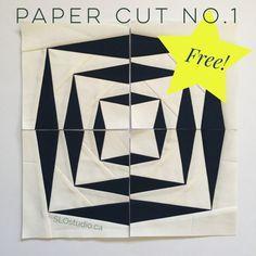 Paper Cut - Quilt Block Series