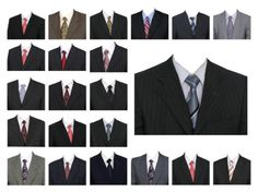 22 Suit Template For Passport Photo Photoshop Design, Photoshop Images, Download Adobe Photoshop, Free Photoshop, Photography Business Cards, Album Design, Costume Design, Photo Editing, Suits