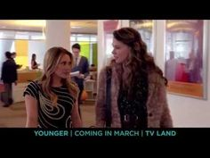 #YoungerTV premieres March 31, 2015 on TV Land. Visit us at www.youngertv.com.