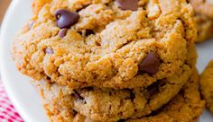 Almond Butter Cookies - Cook Diary