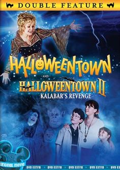 Halloween Town = Disney Love...I remember when my mom wouldn't let me watch this movie.  Then, when I WAS allowed too, I was just too excited!!!!!!