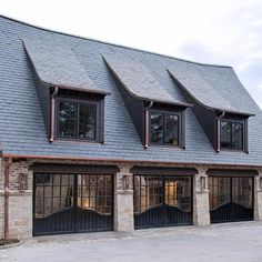 #bespokeforged - Instagram photos and videos | WEBSTAGRAM Custom Garage Doors, Custom Garages, Garage Design, House Design, Garage Guest House, Garage Plans, Car Garage, Rustic Exterior, Gate House