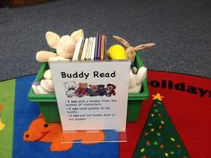 Today's post is written by Connie Robinson, a National Board Certified Librarian. Connie has been a librarian for 11 years at Bramlett Elementary in Oxford, MS.   My 50 minute library class for second graders is divided into 3 segments - whole group instruction, centers, and check-out. Center time usually lasts 12-20 minutes. [...]
