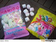 Marcipán z marshmallow