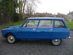 Citroën- Ami 8 break - 1969