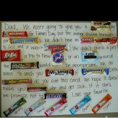 Cute Fathers Day Card :)