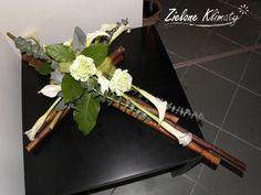 STROIK NA GRÓB - KOMPOZYCJA KWIATOWA - WIĄZANKA ,funeral sprays & wreaths