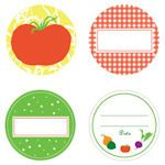 tons of free printable canning labels, these will come in handy when our garden starts producing fruits and veggies!