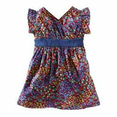 Chinese Garden Flutter Dress | Like China itself, this dress mixes ancient and modern.
