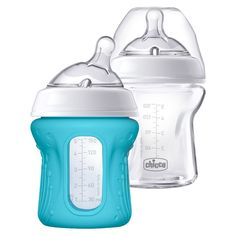 Romantic Evenflo Classic Twist Glass Baby Nursers Bottles 4oz Set Of 6 Teal Pre-owned New Selling Well All Over The World Bottle Feeding