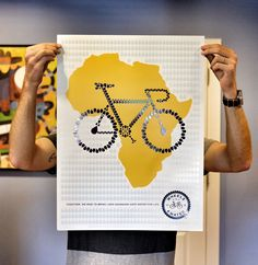 Wheels4Water Poster 2016   PaperSpecs.com When Justin Ahrens is not tackling projects for Rule29, he's raising money for the charity created with Wonderkind Studios' Brian MacDonald: Wheels4Water.