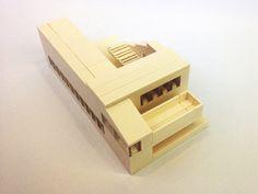 Sam Harris Lego Model 7 ©