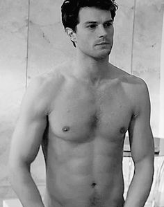 Hotness! #christiangrey #jamiedornan