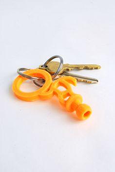 Ogo Joe Keychain by OgoSport.