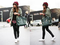 Casual shopping day  (by Anni ***) http://lookbook.nu/look/4420989-casual-shopping-day