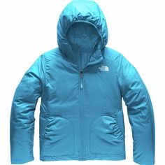 The North Face Perrito Reversible Hooded Jacket - Girls