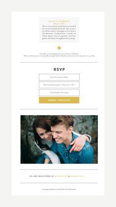 Breanna Rose | Wedding Website