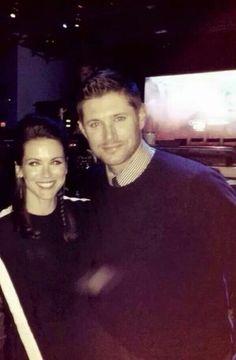 Jensen and Danneel #200 LA party
