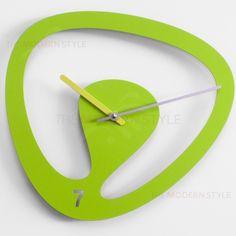 SEVEN. Karim Rashid´s wall clock.