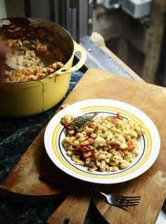 Macaroni Cheese | Pasta Recipes | Jamie Oliver Recipes
