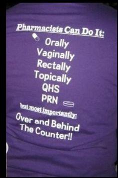 Hahaha Pharmacists