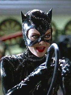 N°9 - Michelle Pfeiffer as Selina Kyle / Catwoman - Batman Returns by Tim Burton - 1992