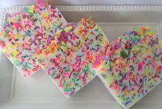 Fruit Loops Type Soap Glycerin soap soap by SeasideSoapKitchen