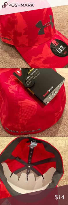 Men's Waterproof Hat New with tags. Size L/XL. Storm proof cap. Under Armour Accessories Hats
