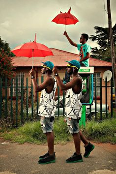 A short documentary on South Africa's up and coming music duo, Dirty Paraffin. Okmalumkoolkat and Dokta SpiZee's lyrically witty and clever primer stove music is making waves on the loc… Making Waves, Urban Fashion, Documentaries, Indigo, Take That, African, Street Style, Culture, Shit Happens