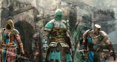 For Honor Story Trailer