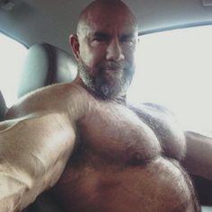 Daddy's Bulge