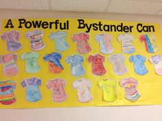 Empowering bystanders to combat bullying. A Powerful Bystander Can...