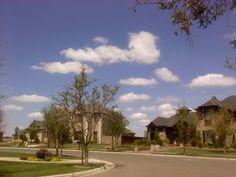 Simpson Clouds over Rikki's